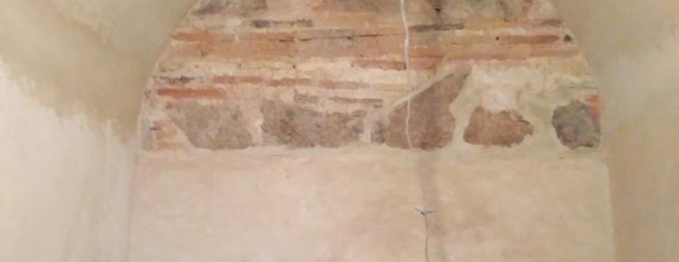 Приміщення І-го ярусу під час проведення реставраційних робіт